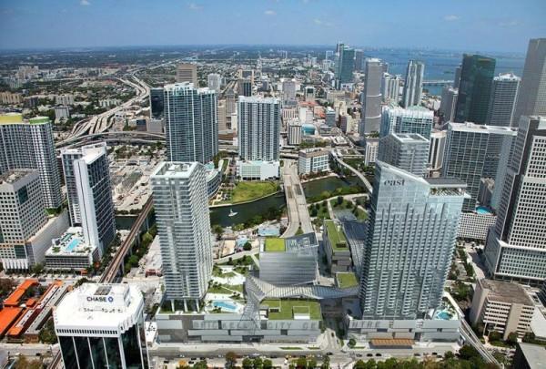Brickell City Centre Aerial 2