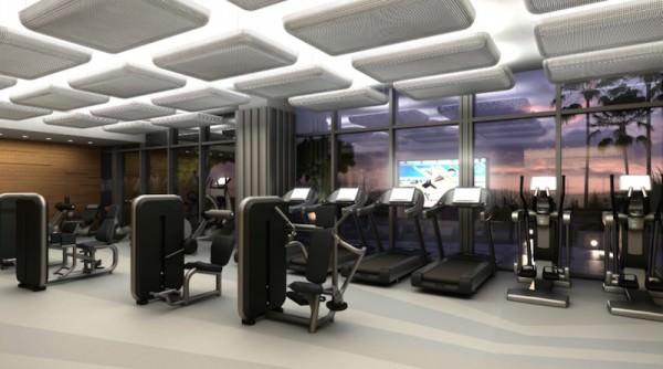Reach Brickell City Centre Gym