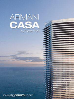 Armani Casa Residences Condos for Sale