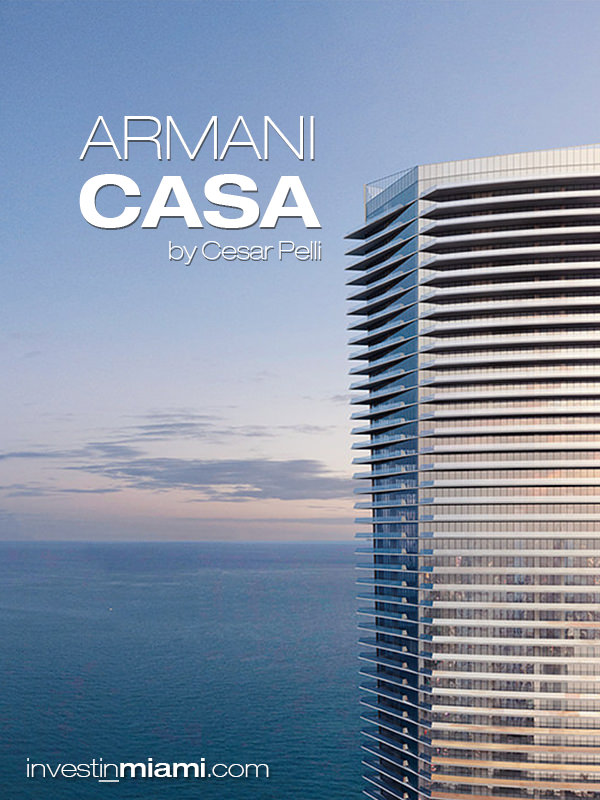 Armani Casa Residences Condos for Sale