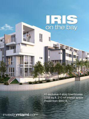 Iris on the Bay