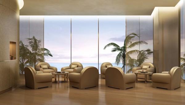Armani Casa Cigar Room 2