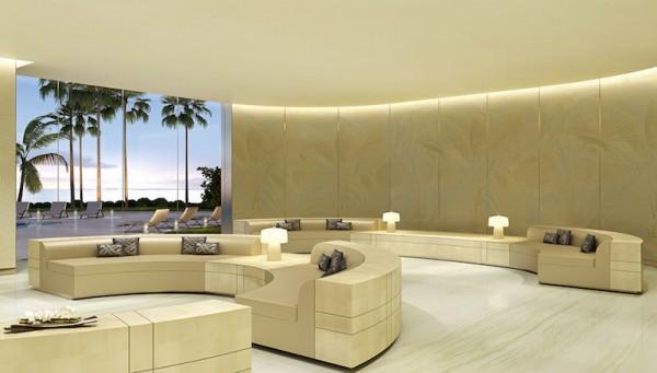 Armani Casa Lobby Lounge