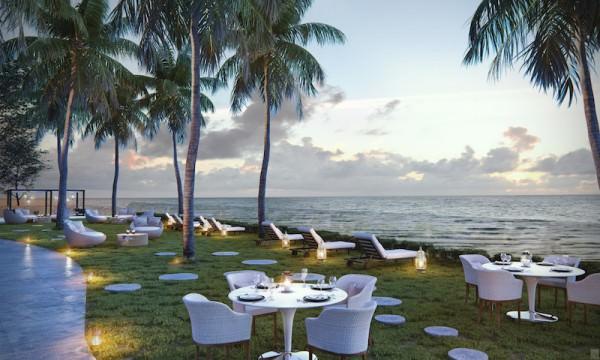 Armani Casa Ocean View Garden