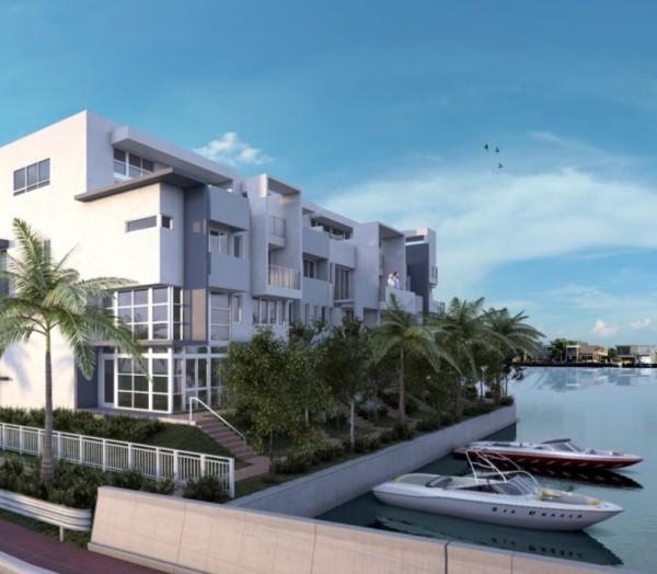 Iris on the Bay Miami Beach Building