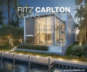 Ritz Carlton Villas Miami Beach
