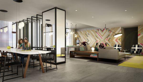 Hyde Midtown Club Room