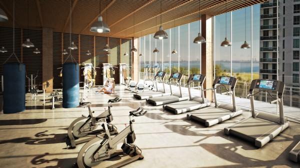 Hyde Midtown Gym