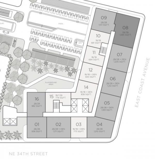 Hyde Midtown Residences Key