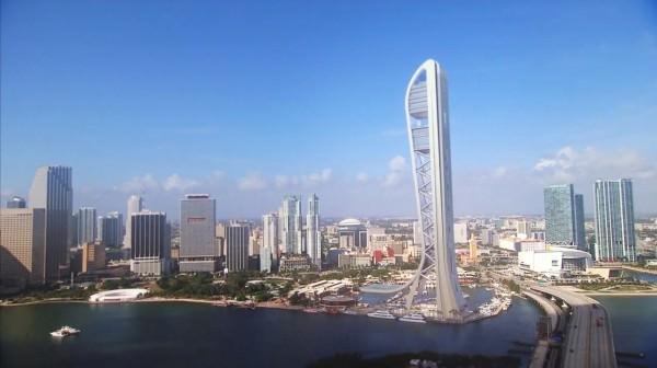 Skyrise Miami Aerial 1