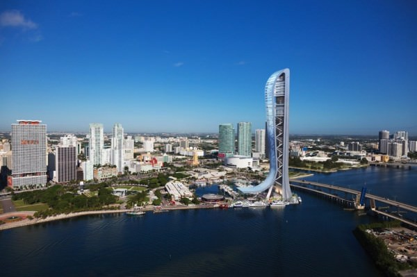 Skyrise Miami West View