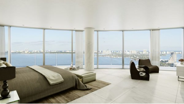 Aria Miami Bedroom