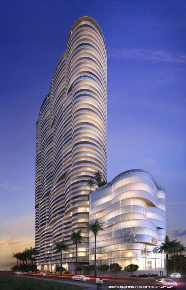 Aria Miami Building East
