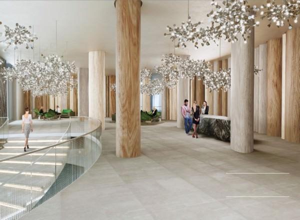 Aria Miami Lobby 2