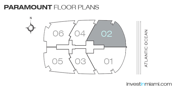 Paramount-Fort-Lauderdale-Floor-Plans