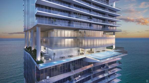 Turnberry Ocean Club Amenities 30 floor