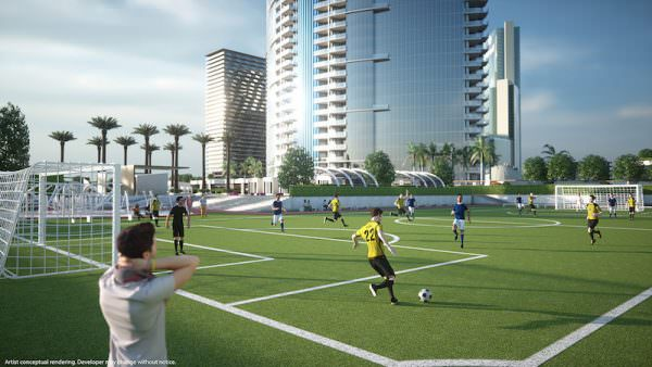 paramount-miami-worldcenter-soccer-field