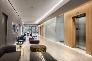Rise Brickell City Centre Amenities level
