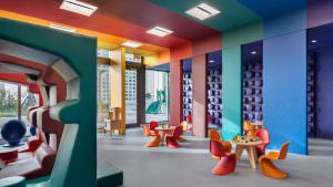 Rise Brickell City Centre Kids Room