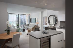 Rise Brickell City Centre Living 2
