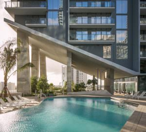 Rise Brickell City Centre Pool 1