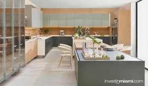 Louver House Miami Beach Ornare Kitchen