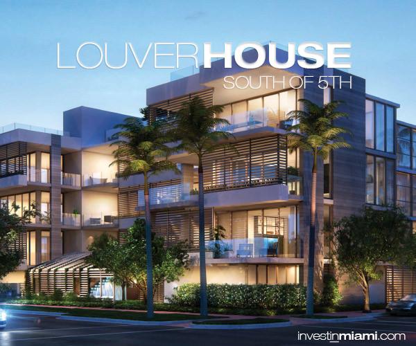 Louver House Miami Beach Menu