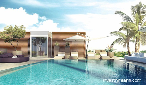 Louver House Miami Beach Pool