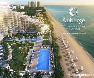 Auberge Fort Lauderdale Ad