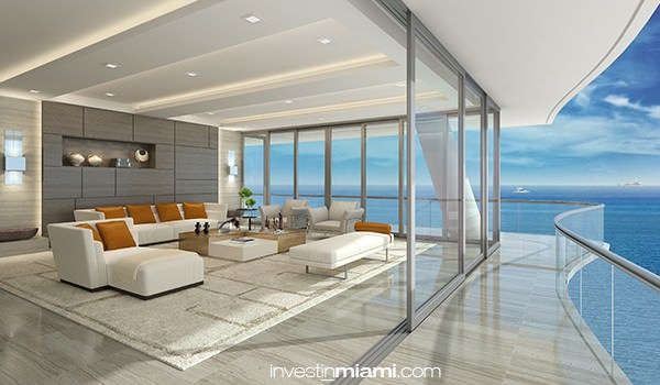 Fendi Residences Terrace