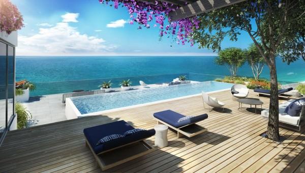 LAtelier Miami Beach Penthouse Terrace 1