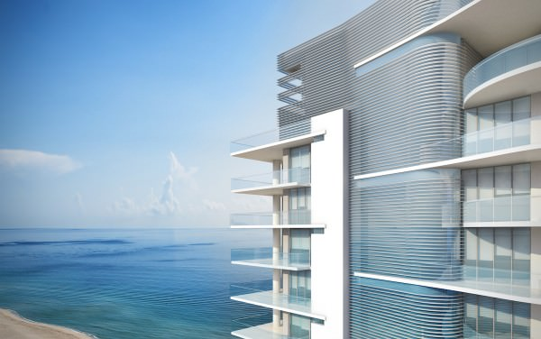 LAtelier Miami BeachTop of building from North