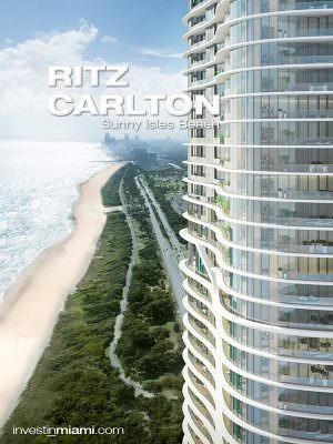 Ritz Carltong Sunny Isles Beach