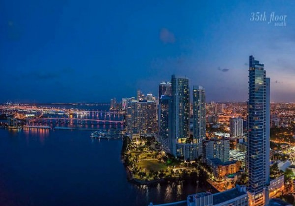 Elysee Miami Condos-View-35th-Floor