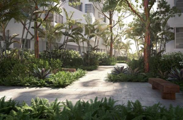 Fasano Hotel Residences Shore Club Landscape