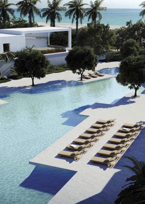 Fasano at Shore Club-Pool