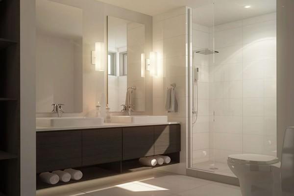 One Bay Bathroom