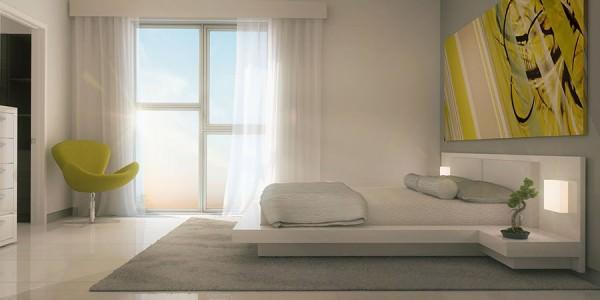 One Bay Bedroom