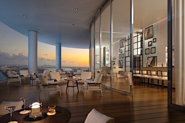 Ritz Carlton Sunny Isles Balcony