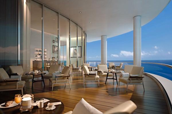 Ritz Carlton Sunny Isles Bar 01