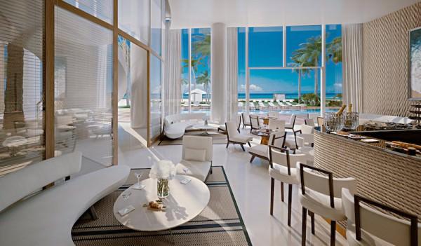Ritz Carlton Sunny Isles Cafe 01