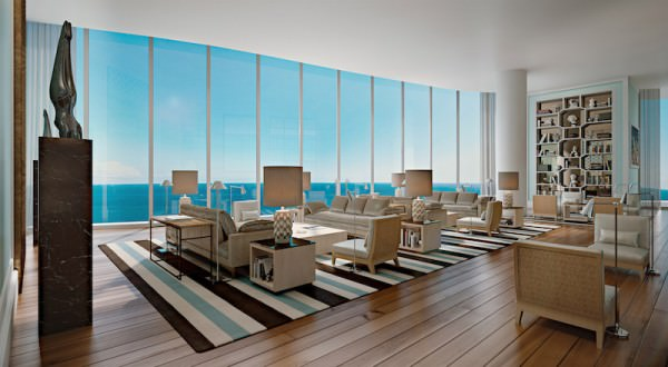 Ritz Carlton Sunny Isles Level 33 Club B