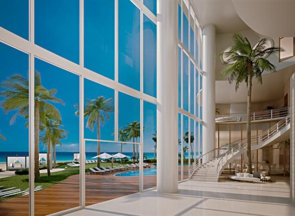 Ritz Carlton Sunny Isles Lobby 3