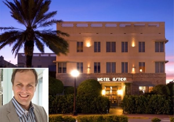 Robert van Eerde and the Hotel Astor in Miami Beach