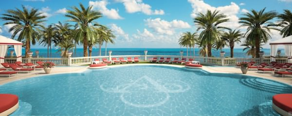 Estates Acqualina Pool