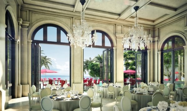 The Estates Acqualina Restaurant