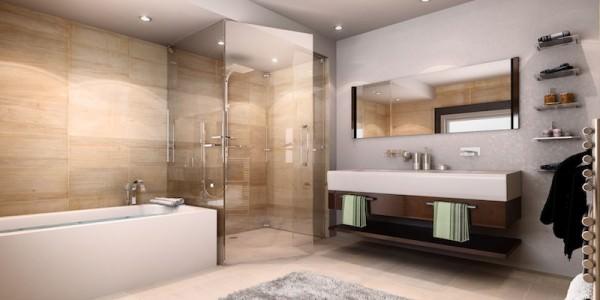 Ivory Bay Harbor Bathrooms