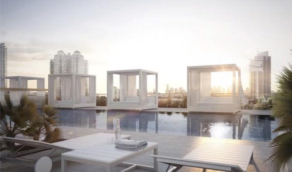 Rooftop Pool 2