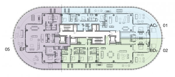 87 Park floor Plan 3 res- lvl-15-17