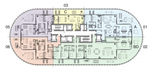 87 Park floor Plan 5 res- lvl-11
